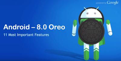 Pengguna Android ini Dia Fitur Terbaru dari Android 8.0 Oreo