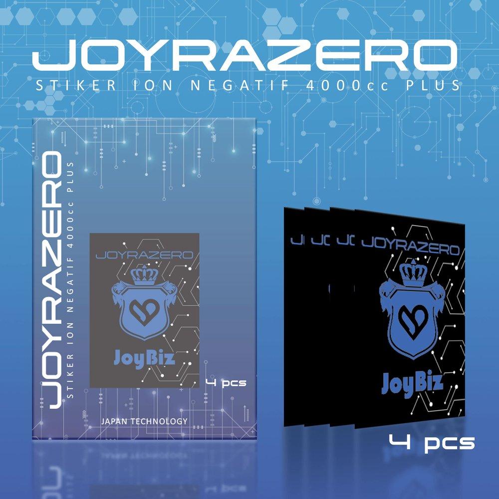 Joyrazero Ion Negatif Anti Radiasi