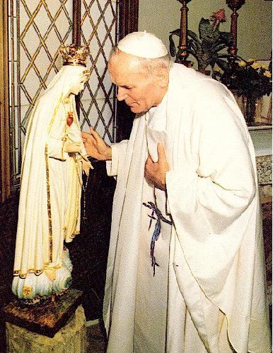 Thánh Giáo hoàng Gioan Phaolô II và lòng sùng kính của Ba Lan với ...