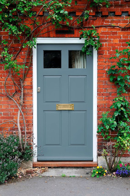Blue-Gray door Diamond Vogel 2017 Color of the Year