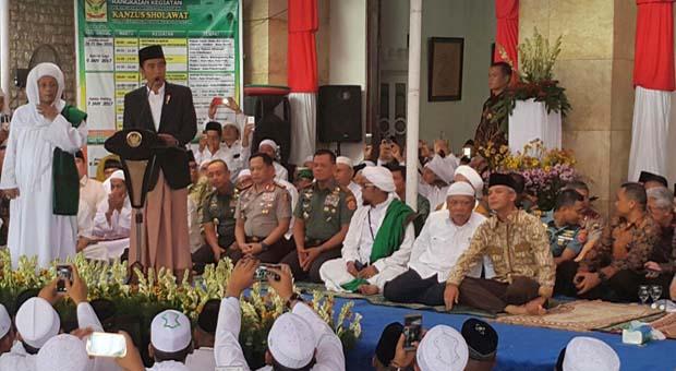 Jokowi: Rakyat Indonesia Harus Jaga NKRI