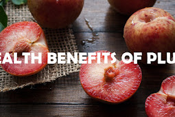 5 Great Health Benefits of Plums