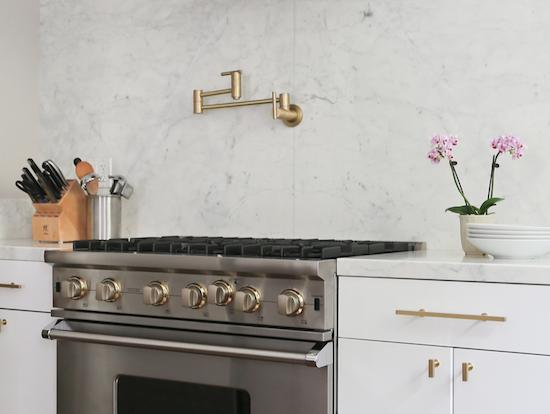 The Zhush: Modern Kitchen Bliss