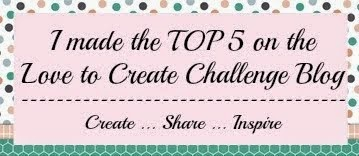 Love to Create Challenge Blog #112