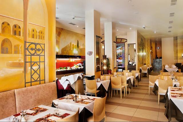 مطعم الأمير اللبناني