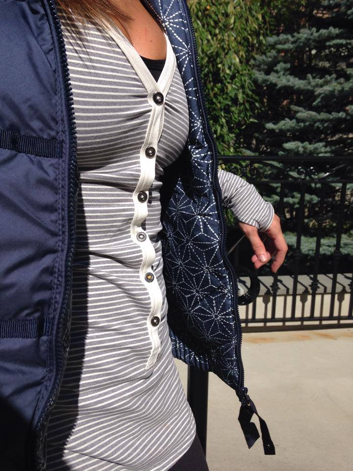 lululemon awesoma henley chilly chill vest