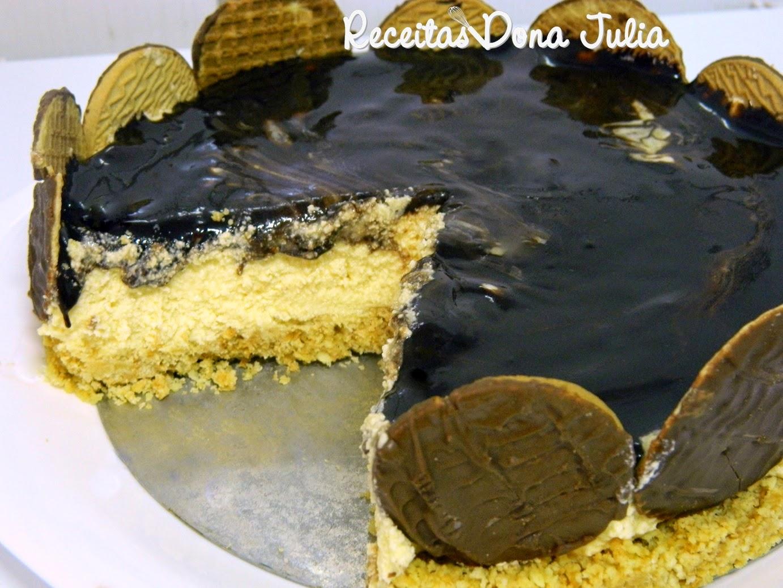 """Torta Holandesa Tradicional"""