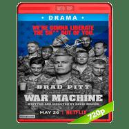 Máquina de guerra (2017) WEBRip 720p Audio Dual Latino-Ingles