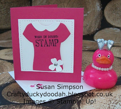 Stampin' Up! UK Independent Demonstrator Susan Simpson, Craftyduckydoodah!, Ducklings Team Meeting, February 2017, Supplies available 24/7,