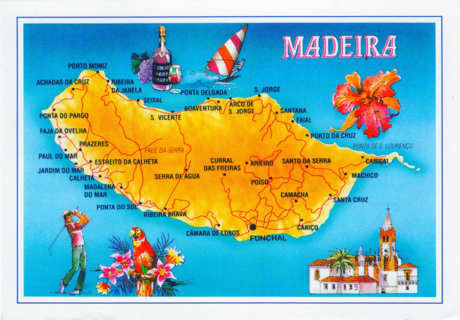 madeira is a portuguese archipelago situated in the north atlantic ocean southwest of portugal its total population was estimated in 2011 at 267 785