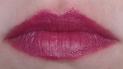 deep berry lipstick