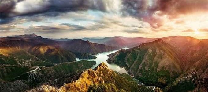 Kozjak Stausee: Unbekannte Atemberaubende Naturlandschaft nur 40 Kilometer von Skopje