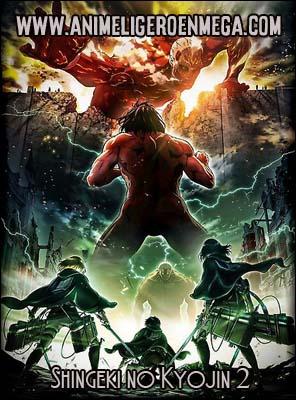 Shingeki no Kyojin 2: Todos los Capítulos (12/12) [Mega - MediaFire - Google Drive] BD - HDL