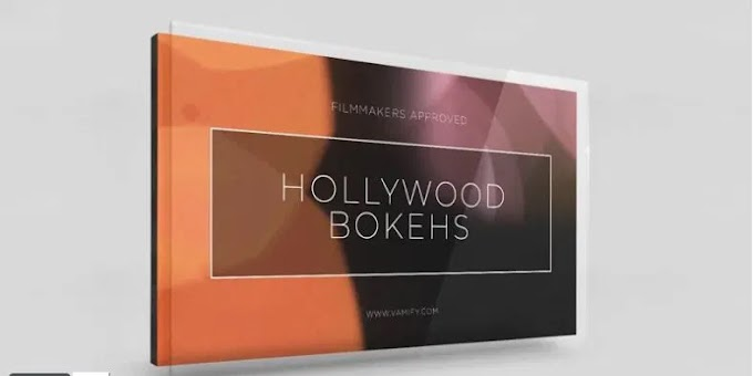 Vamify – 40 Hollywood Bokeh Effects