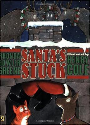 https://www.amazon.com/Santas-Stuck-Rhonda-Gowler-Greene/dp/0142406864/ref=sr_1_1?s=books&ie=UTF8&qid=1467736764&sr=1-1&keywords=santa%27s+stuck