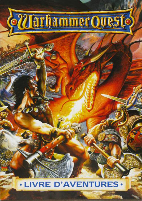 Warhammer Quest Download Cover Free Game