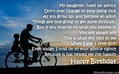 birthday wishes for dad from daughter quotes