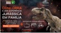 Promoção Nescau Cereal Jurassic World promonescaucereal.com.br