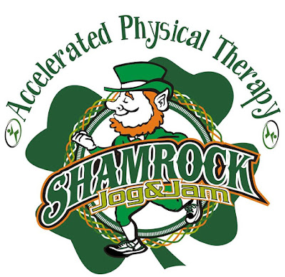 Shamrock Jog And Jam 5K