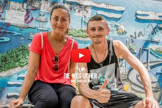 Malé, Malediven, Weltreise, Arkadij und Katja Die Wegsucher. WELTREISE.TV