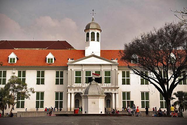 Bangunan Bersejarah  yang Terdapat di Kota Jakarta, Apa Saja Itu ?