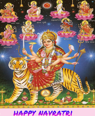 navratri greetings images for whatsapp facebook