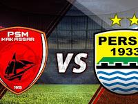 PSM Makassar Tetap Waspadai Pemain Persib Bandung