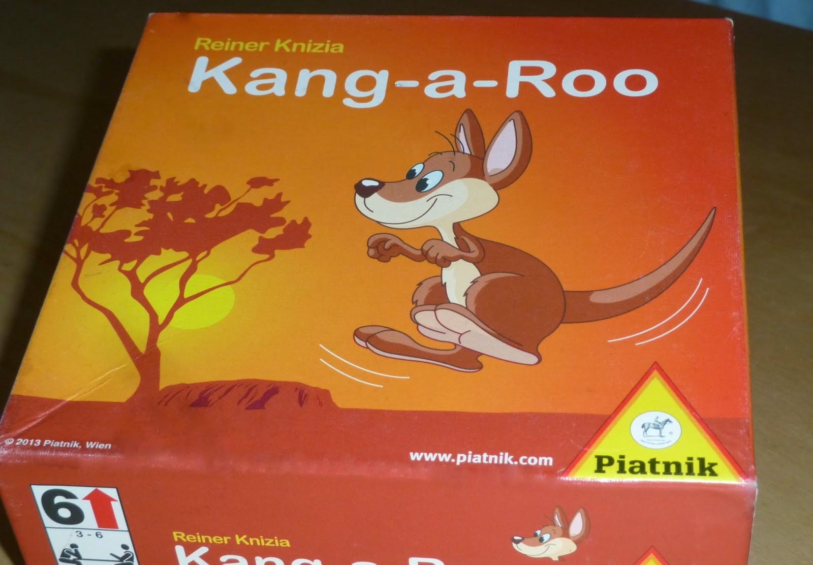 Kang-a-Roo wydawnictwo Piatnik
