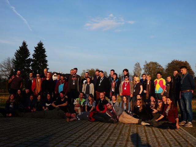 Blogerzy podróżniczy na 4. spotkaniu w Cieszynie
