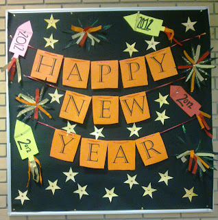 JYHS Library Blog: Happy New Year!