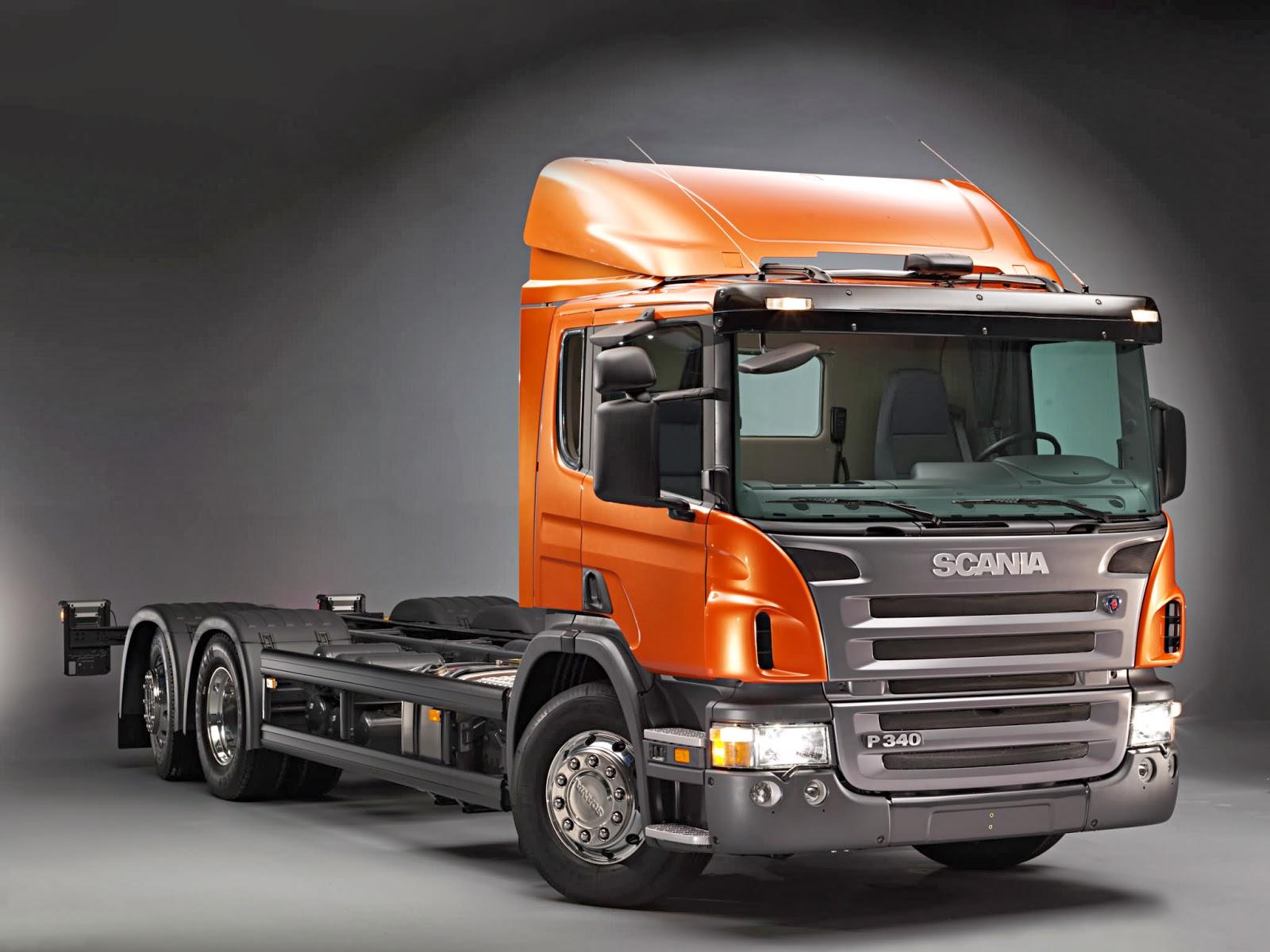 Truck: Scania Truck