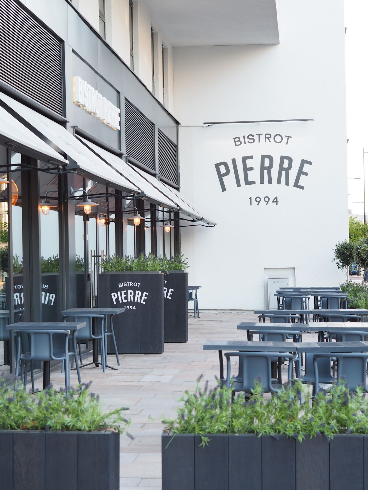 Bistrot Pierre Middlesbrough restaurant review exterior