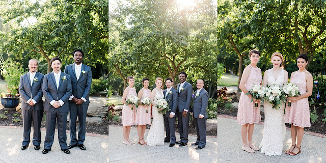 Atrium at Meadowlark Gardens Wedding | Photos by Heather Ryan Photography