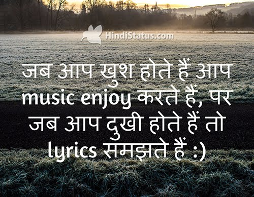 Music & Lyrics - HindiStatus