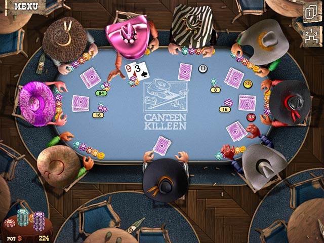 Download Governor of Poker 2 Full Version ~ Running To The