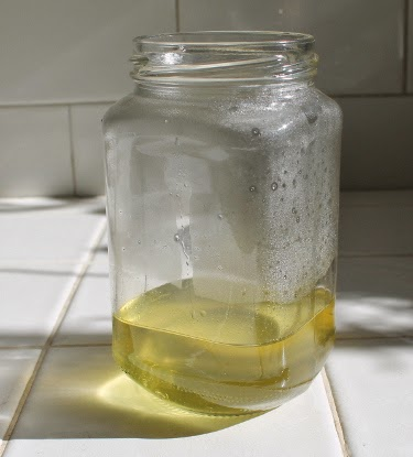 rosemary lemon simple syrup