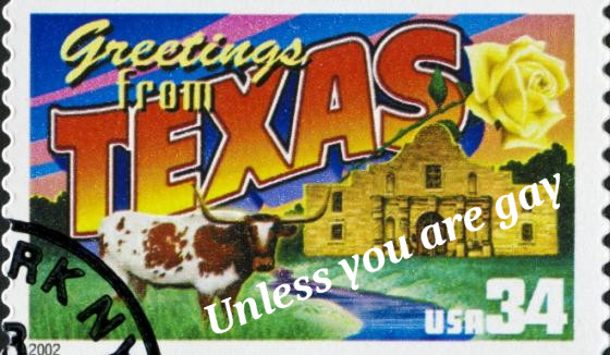 Greetings from Texas