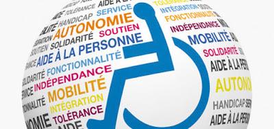 3 décembre, Journée internationale des personnes handicapées