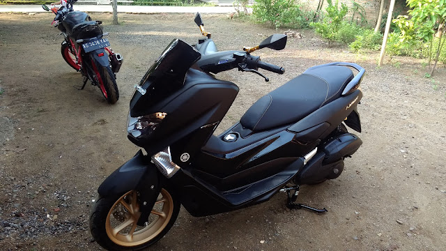 Spion Tomok Yamaha Nmax