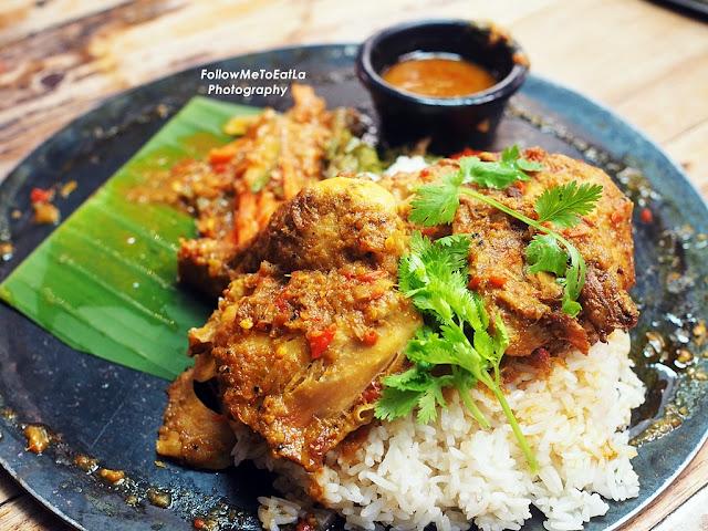 Balinese Ayam Bertutu  RM 35