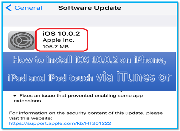 ipod touch 4 ios 7 install