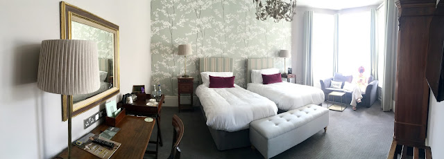 the beautiful room 1 at the high field town house in birmingham