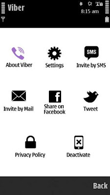 Download Messaging Application Viber for Nokia 5800 and X6