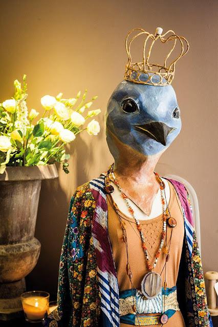 boutique l'oiseau bleu
