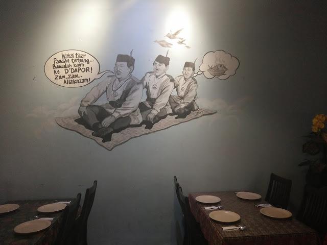 Restorang D'Dapor