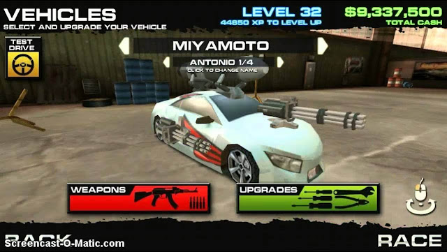 Burnin Rubber 5 Racing Game Download Free at http://www.zainsbaba.com