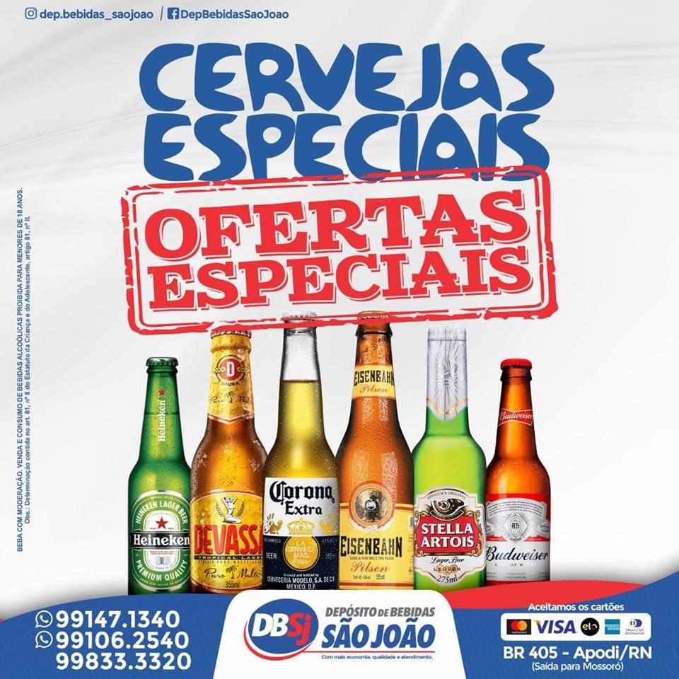 Blog ApoDiário   informe publicitário  Depósito de Bebidas São João ... fe049bccdae