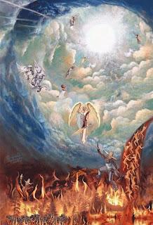 Nhiều người tin rằng hỏa ngục chỉ là một nơi chốn trong truyện cổ tích