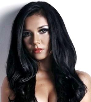 imagen de Pilar Gasca con cabello largo