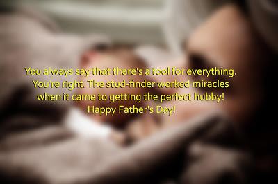 Happy Fathers Day Wishes, Messages, Quotes from Wife to ...